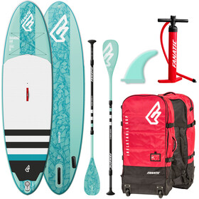 """Fanatic Diamond Air Package 10'4"""" Inflatable Sup with Paddles and Pump none"""